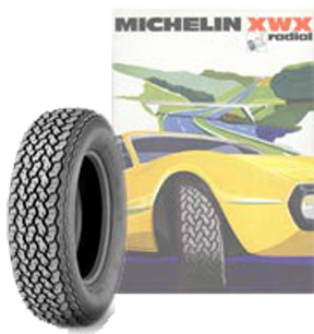 michelin xwx advertising